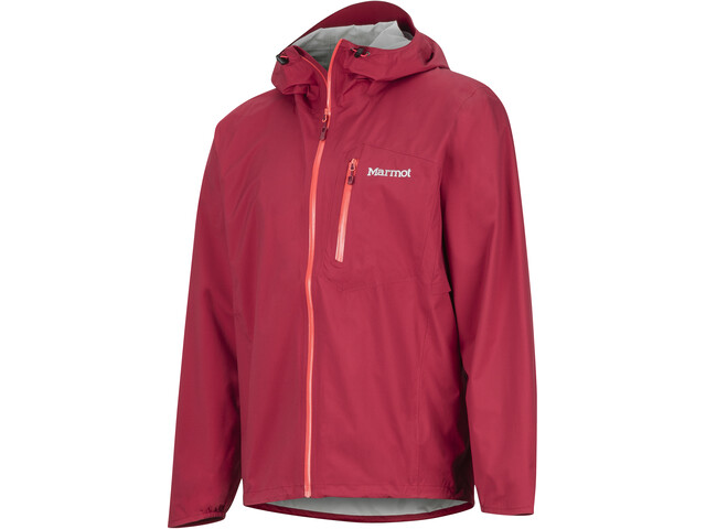 Marmot Essence Jacket Herre sienna red